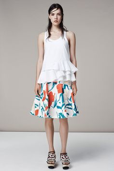 Thakoon Resort 2015 Fashion Show Collection