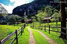 Estalagem Villa da Montanha - Urubici SC Brazil