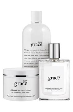 philosophy 'pure grace' layering set | Nordstrom