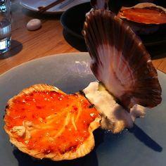 Scallops @ Tsunami Restaurant