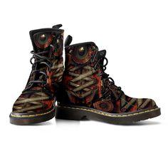 Steampunk X Boots (Women's)