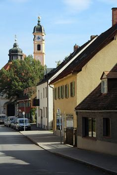 Urlaub in Bayern: Tipps für einen Städtetrip nach München - Stadtbezirk Thalkirchen - Kirche St. Mariä