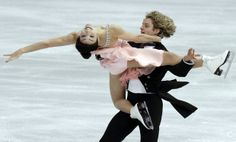 Meryl Davis and Charlie White ~ Six-Time US Ice Dancing Champions (2009-2014), 2010 Olympic Silver Medalists, 2011 & 2013 World Champions, and 2014 Olympic Gold Medalists.  They have been skating together since 1997.