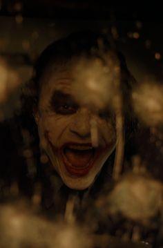 Best Joker laugh from The Dark Knight