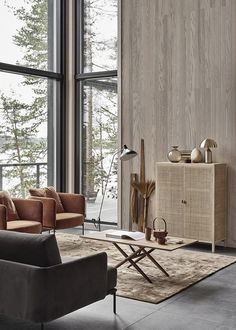 A Beautiful New Finnish Home with Lake Views