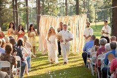 MI BODA AL AIRE LIBRE: IDEAS PARA DECORAR EL ALTAR   MR Original Wedding