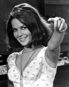 "Natalie Wood as Alva in ""This Property is Condemned""."