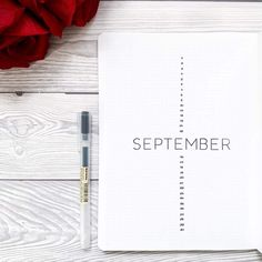 If you're looking for black and white minimalist bullet journal pages, you'll enjoy this roundup.Below, I'm sharing 12 simplistic bullet journal spreads that will inspire you. Use these bullet journal spreads to re-create your own simplistic pages. Bullet Journal Beginning, Bullet Journal En Français, Bullet Journal Spreads, Bullet Journal Headers, Bullet Journal Monthly Spread, Bullet Journal Cover Page, Bullet Journal Writing, Bullet Journal Tracker, Bullet Journal Aesthetic
