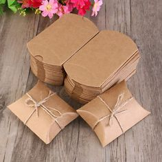 50pcs-Kraftpapier-Geschenke-Taschen-Geschenktueten-Kraftpapierbeutel-Gift-Packet