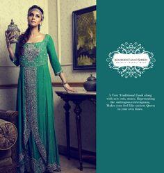 Mahreen Fahad Sheikh Bridal & Formal Wear Collection 2013 | Latest Fashion Trends