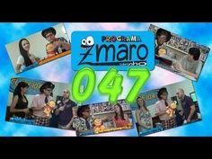 Zmaro 047 -- Mulher Tatuadora,  Cacá da Rádio Clube Fm, Mundo Anime dos Gibis,...