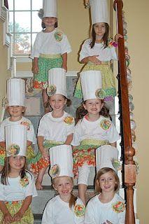 all girl fun - baking party