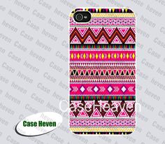 Aztec iPhone case iPhone4 iPhone4s Aztec Orange by CaseHeaven, $8.99