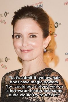 15 Times Tina Fey Got Real With Us