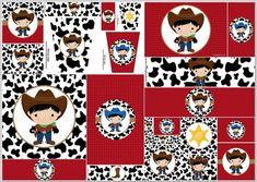 Cowboy Babies: Free Printable Candy Bar Labels.