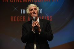 The speech of Roger Deakins: a very emotional moment for the audience of the Bunuel theater.