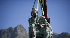 South Africa: White Backlash As Colonial Statue Comes Down