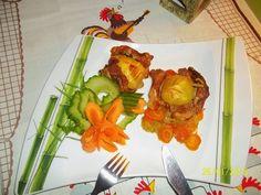 Maminek kulinarny: Udka z kurczaka pieczone z ziemniakami