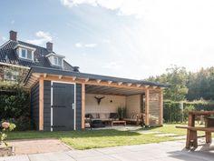 Backyard Pavilion, Backyard Sheds, Backyard Patio Designs, Backyard Pergola, Backyard Landscaping, Outdoor Garden Rooms, Outdoor Pergola, Outdoor Living, Garden Buildings
