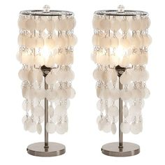 I pinned this Darrion Accent Lamp - Set of 2 from the Design Report event at Joss and Main!