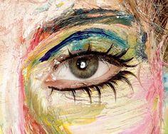 Eye Spy uma nova pintura