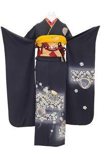 #Ebay, #Japan, #Kimono, #Silk, #Kawaii, #Travel