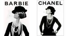Famous Works Of Art Re-created With Barbie And Legos #chanel