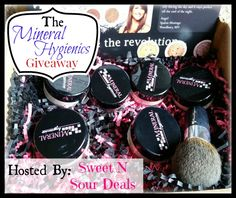 Mineral Hygienics All Natural Makeup Review - Sweet N Sour Deals