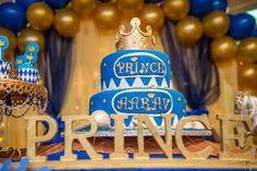 Prince Birthday Party Ideas   Photo 8 of 15