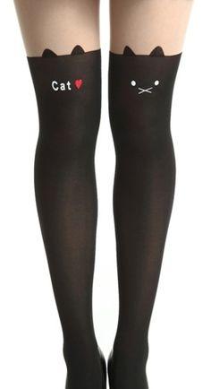 Cat tights
