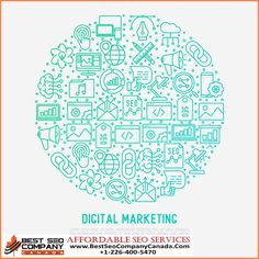 Welcome to Best Seo Company Canada,  Best  Digital Marketing Company in Toronto. Get low cost,    DIgital Marketing Company in Toronto  with Prices as low as Rs $100 per month for upto 4 Keywords. Get monthly Pinterest Marketing absolutely free with any SEO Package above 10 Keywords, Pinterest Marketing is the best way to grow your brand and revenue.. Whats-app us more info 1-226-400-5470. Visit www.BestSeoCompanyCanada.com. #BestSeoCompanyCanada #affordableseoservices #SeoinToronto… Seo Services Company, Local Seo Services, Best Seo Company, Top Digital Marketing Companies, Digital Marketing Strategy, Seo Packages, How To Improve Relationship, Toronto, Competitor Analysis