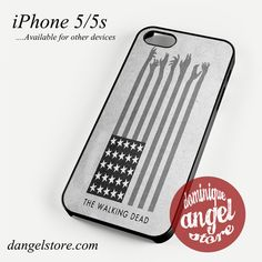 the walking dead Phone case for iPhone 4/4s/5/5c/5s/6/6 plus