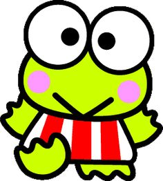 Keroppi and the whole Sanrio gang! Does anyone remember going to the mall and spending hours looking through the Sanrio display? I think it was at hallmark..