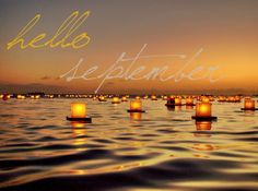 **Happy September my friends! Welcome September, Happy September, Hello September, Seasons Months, Months In A Year, September Pictures, Printable Images, Cape May Hotels, Photos For Facebook