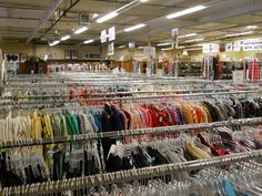 All-Out Caring Thrift Store