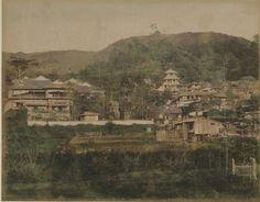 Осака. Общий вид