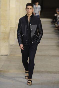 Hermès Men's RTW Spring 2014