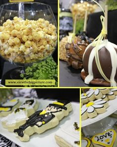 Cookies in Bloom and Hannah's Caramel Apples 602-955-3030