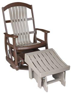 7 amish built outdoor furniture ideas