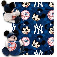 New York Yankees Disney Hugger Blanket