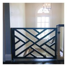 a little function & a little style House Gate Design, Grill Door Design, Staircase Design, Balcony Grill Design, Window Grill Design, Iron Decor, Home Stairs Design, Modern Stair Railing, Balcony Railing Design