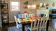 Retro Ranch Reno: Thanksgiving Tablescape