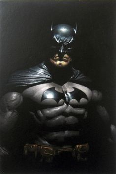 "Batman by Greg Staples ✮✮""Feel free to share on Pinterest"" ♥ღ www.unocollectibles.com"