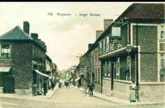 High Street Royston