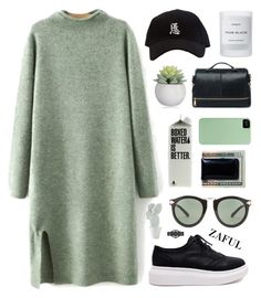 """""""#21"""" by jesicacecillia ❤ liked on Polyvore featuring Byredo, Karen Walker, Moore & Giles, Marc by Marc Jacobs, women's clothing, women's fashion, women, female, woman and misses"""