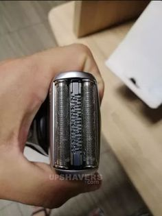 For Braun Series 9 9296cc Men/'s Electric Foil Shaver Red EVA Shaver Case