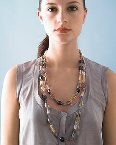 Translucent Beads