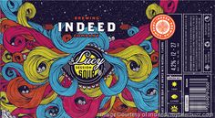 mybeerbuzz.com - Bringing Good Beers & Good People Together...: Indeed Brewing - Lucy Session Sour Ale 12oz Cans