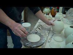 Multi-sectional Vase Forms- John Britt- 2011 - YouTube