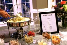 Short Stop: Baby Shower: A Mashed Potato Bar and What Really Matters #Food-Drink